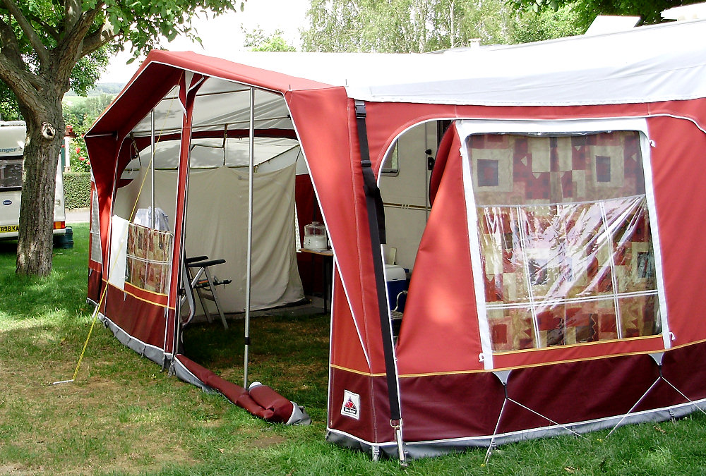 Awnings from Busy Outdoors - Caravan and motorhome accessories