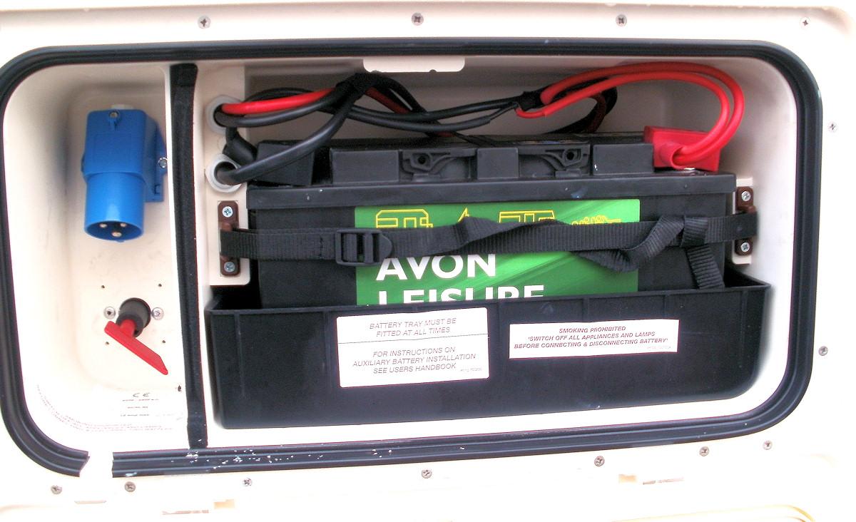 Awesome Caravan Battery Wiring Cloud Usnesfoxcilixyz